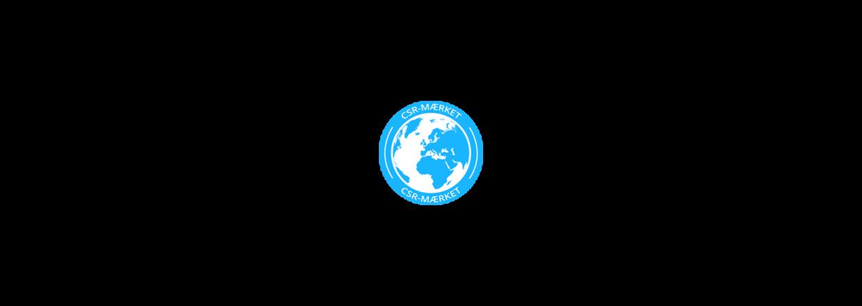 Certificeret med CSR mærket