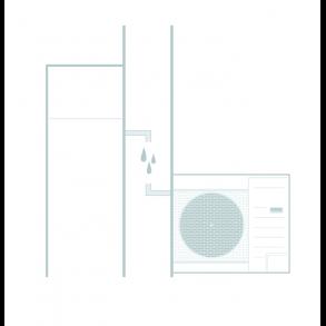 Varmepumpe Luft/Vand