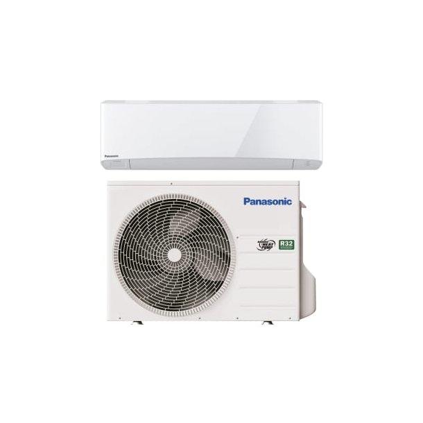 Panasonic varmepumpe  NZ25VKE